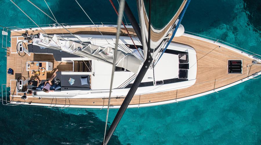 OCEANIS 51.1 Bootstest - Die ultra moderne Oceanis 51.1 ...